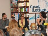 Il Circolo della Lettura 'Barbara Cosentino' incontra Sandra Petrignani - 13.04.2016
