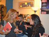 Il Circolo della Lettura 'Barbara Cosentino' incontra Chiara Gamberale - 30.09.2014