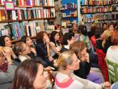 Il Circolo della Lettura 'Barbara Cosentino' incontra Edoardo Erba e Maria Amelia Monti - 14.05.2013