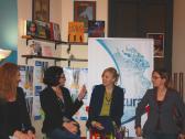 Il Circolo della Lettura 'Barbara Cosentino' incontra Josefa Idem - 15.04.2014