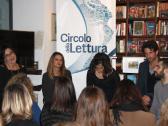 Il Circolo della Lettura 'Barbara Cosentino' incontra Miguel Bonnefoy - 12.11.2015
