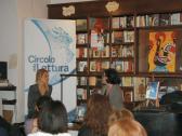 Il Circolo della Lettura 'Barbara Cosentino' incontra Claudia Zanella - 28.04.2015